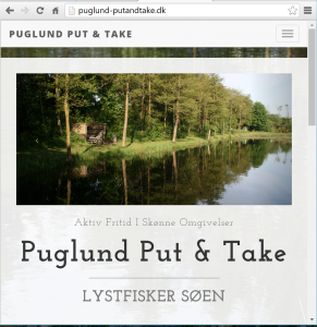 Puglund Website